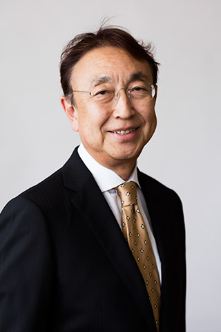 General Manager of Legal & Compliance Yoshinori Tanaka